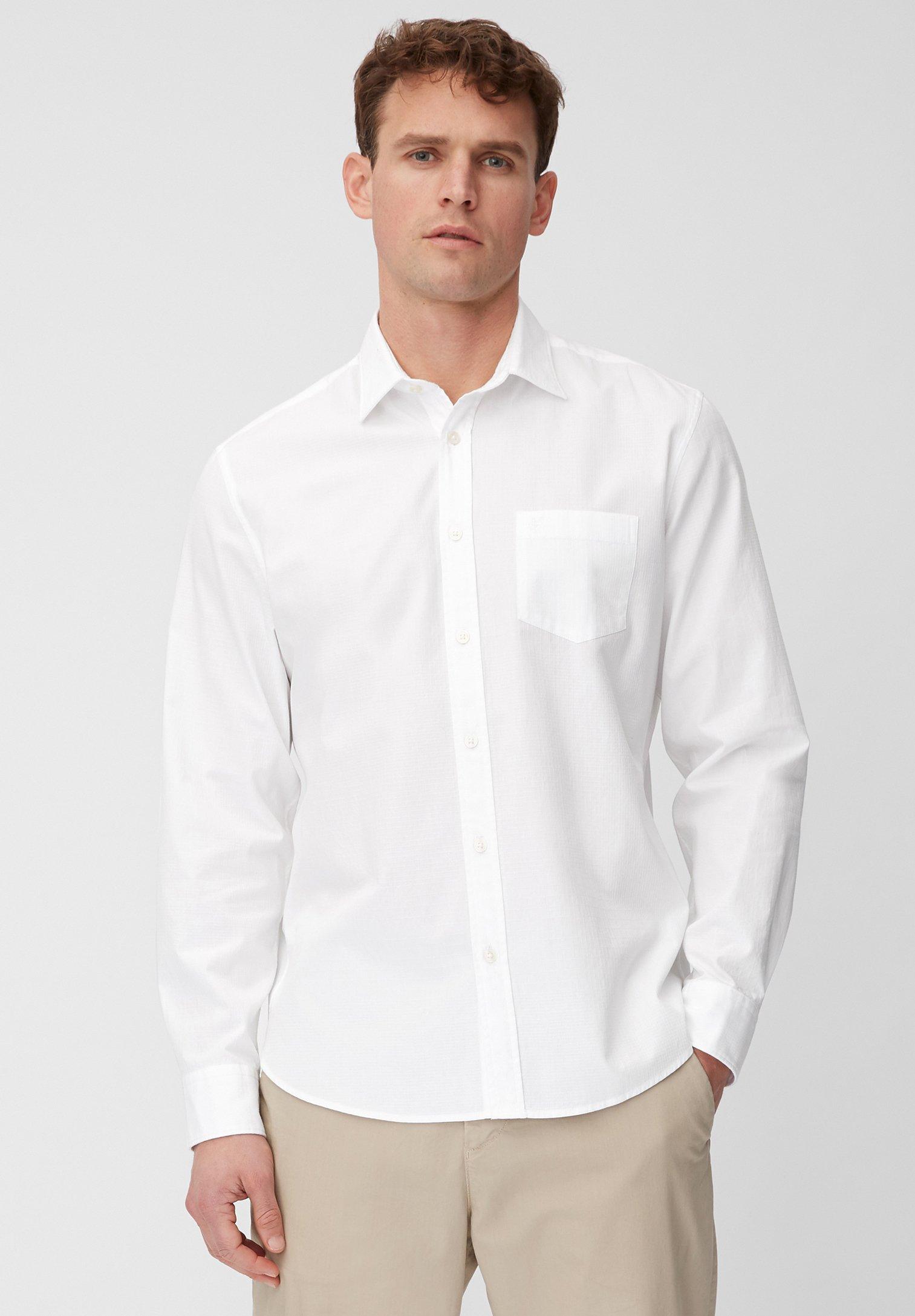 Marc O'Polo Koszula biznesowa - white