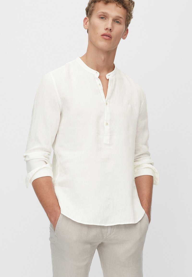Marc O'Polo - Shirt - white