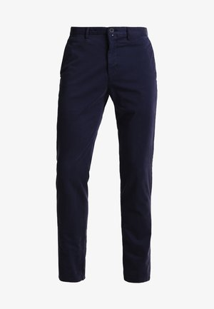 MALMÖ - Pantalones chinos - blue bird