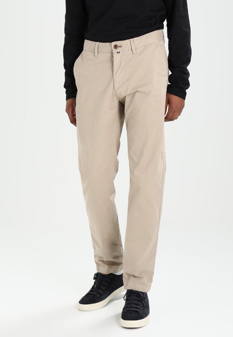 Marc O'Polo - VERNIK - Chino kalhoty - soybean