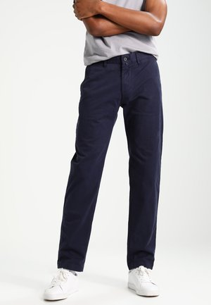 VERNIK - Pantalones chinos - blue bird