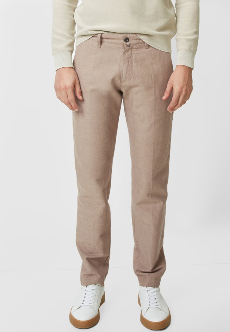 Marc O'Polo - STIG  - Stoffhose - brown