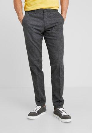 Chino - graphite grey melange