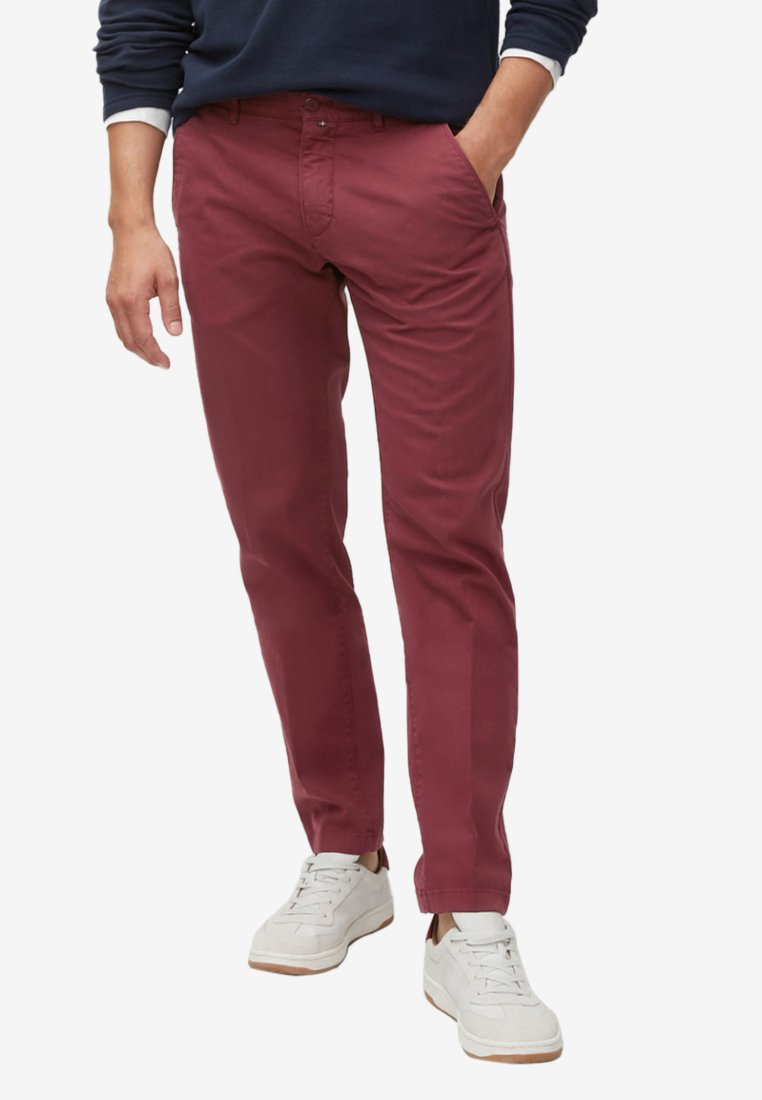 Marc O'Polo - STIG - Chinos - red