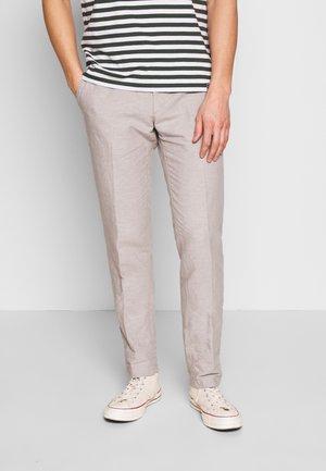TAPERED FIT - Pantalon classique - griffin
