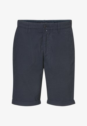 SHORTS RESO CROPPED - Shorts - blue
