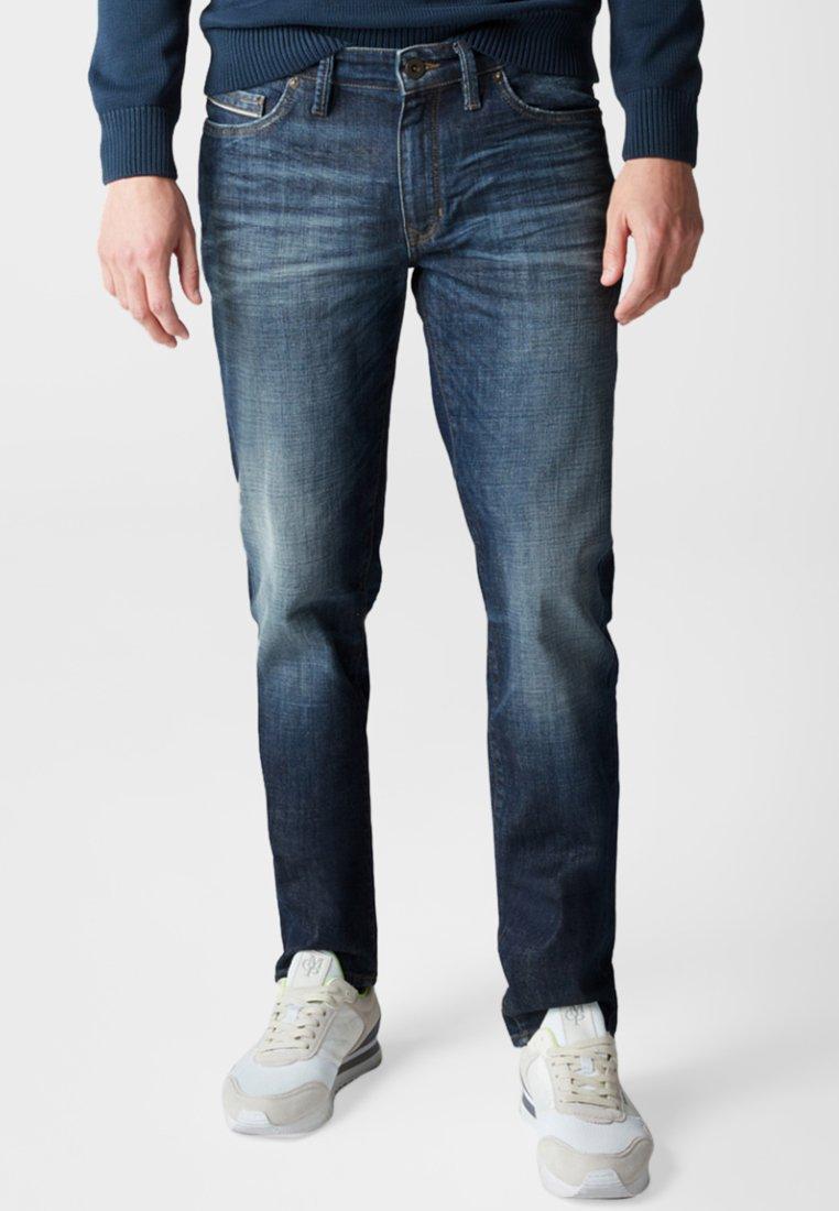 Marc O'Polo - SKEE - Jeans Straight Leg - blue