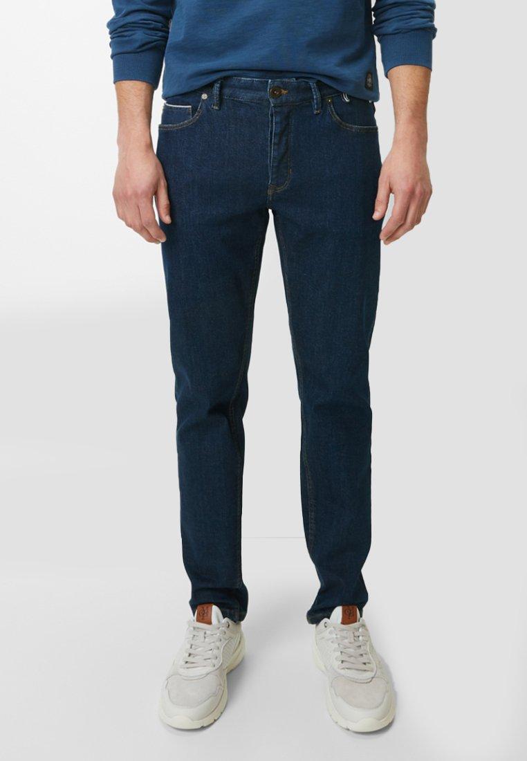 Marc O'Polo - Jeans Straight Leg - blue