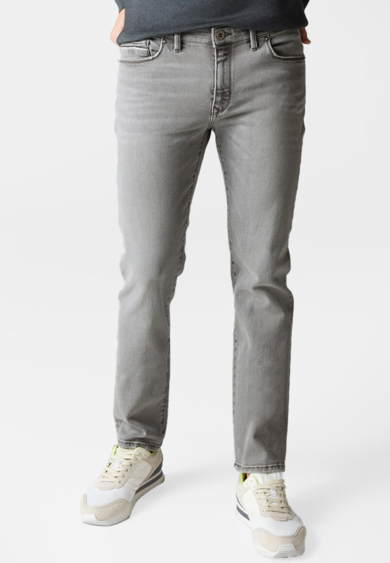 Marc O'Polo - Jeans Slim Fit - gray