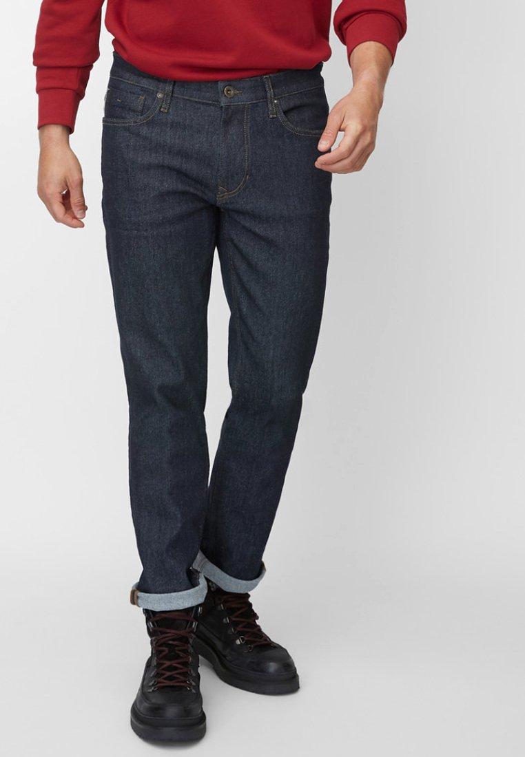 Marc O'Polo - KEMI - Jeans Straight Leg - blue