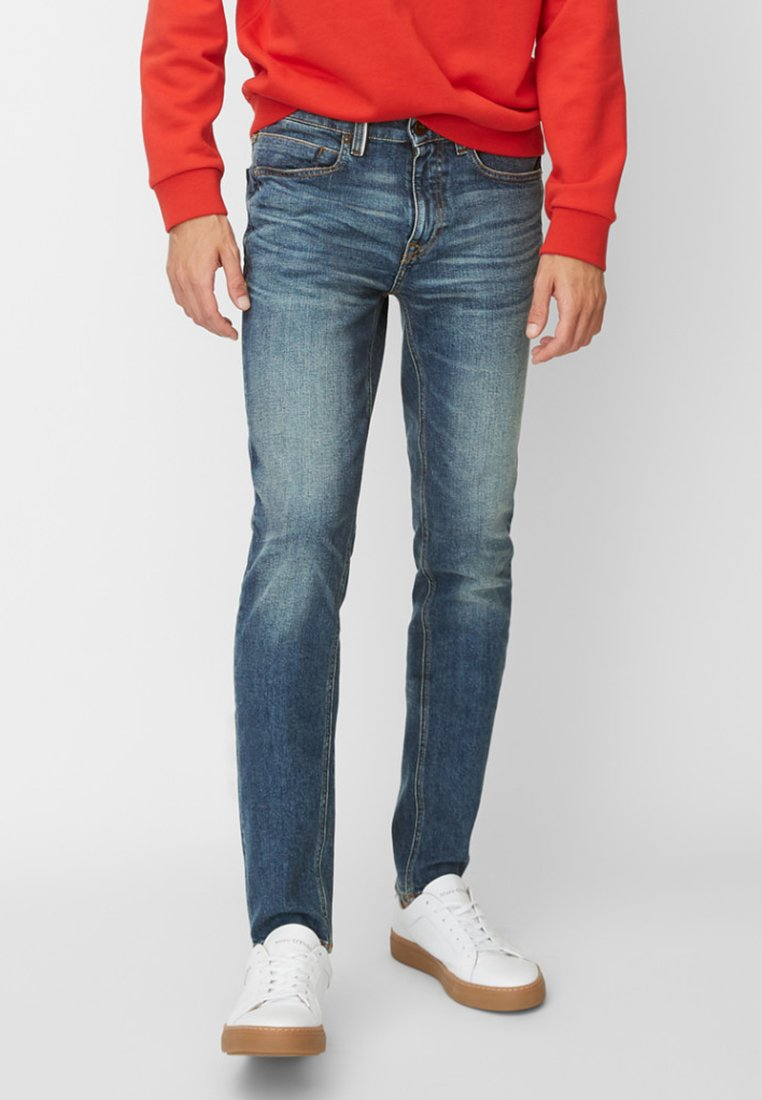 Marc O'Polo - SKEE - Jeans Slim Fit - blue