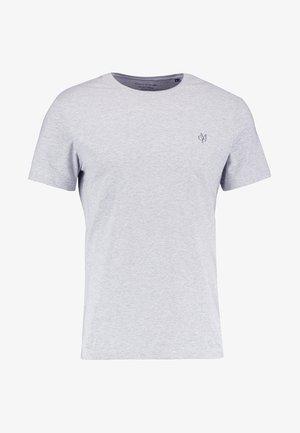 C-NECK - Basic T-shirt - grey