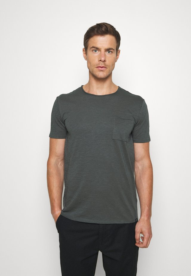 T-shirt basic - mangrove