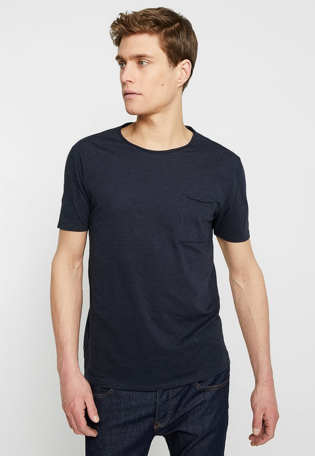 T-shirt basic - total eclipse
