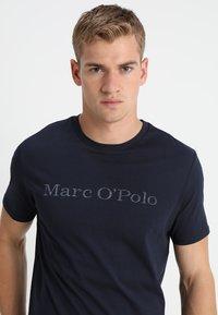 Marc O'Polo - T-shirt print - deep ocean - 4