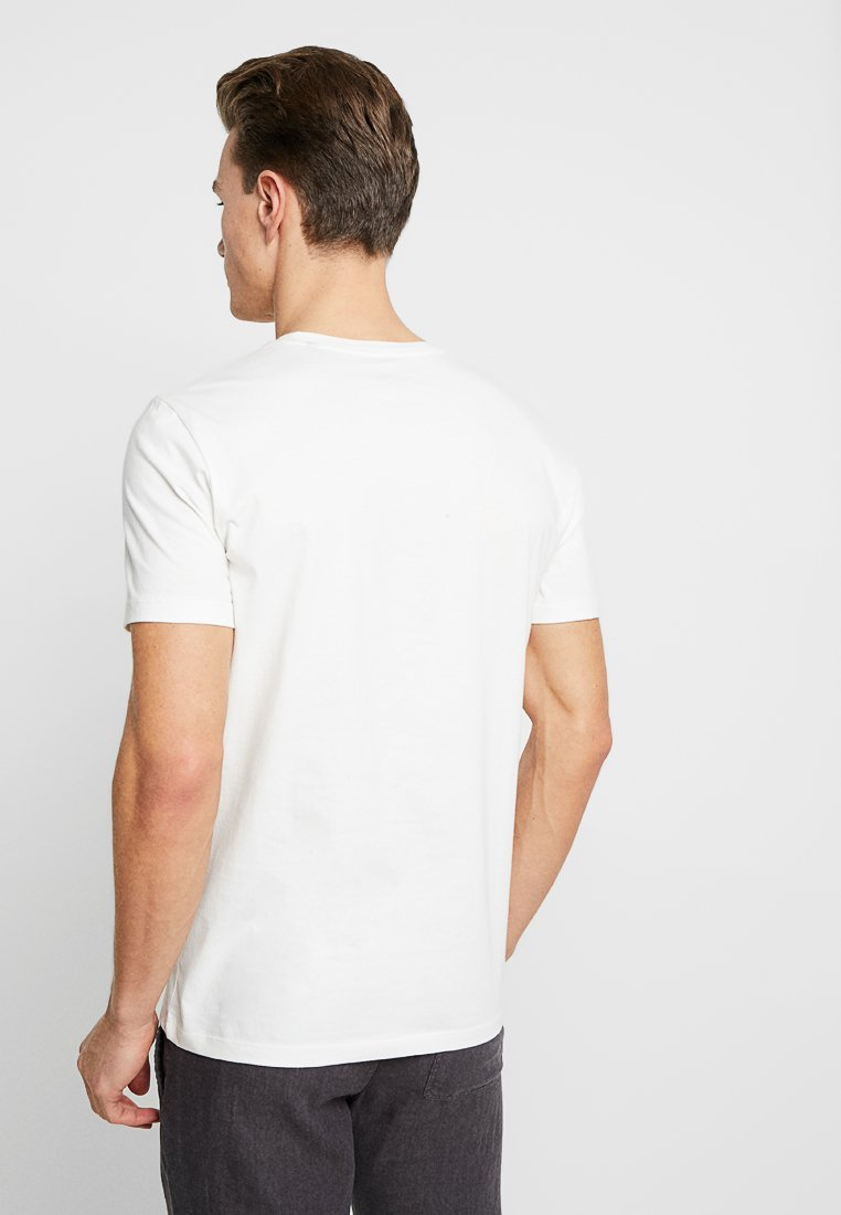 Marc shirt Sleeve Short NeckT Round Combo O'polo Imprimé MpSzVU