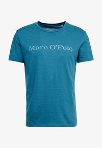 Marc O'Polo - SHORT SLEEVE - T-shirts med print - dragon fly - 4