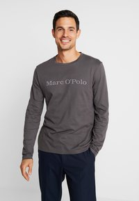 Marc O'Polo - Topper langermet - gray - 0