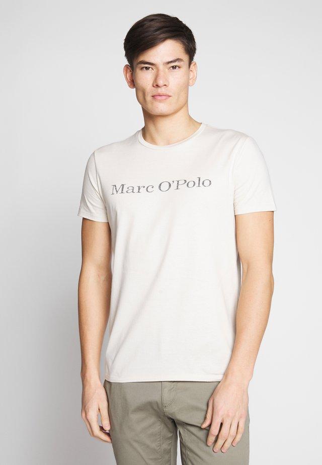 SHORT SLEEVE - T-shirt imprimé - moonbeam