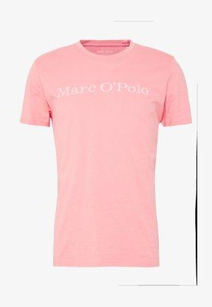 SHORT SLEEVE - T-shirt med print - vintage rose