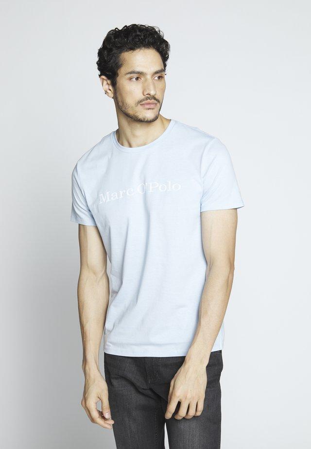 SHORT SLEEVE - T-Shirt print - airblue