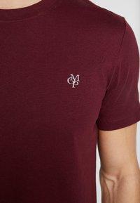 Marc O'Polo - T-shirt basic - windsor wine - 4