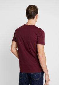 Marc O'Polo - T-shirt basic - windsor wine - 2