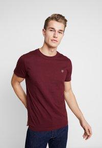 Marc O'Polo - T-shirt basic - windsor wine - 0