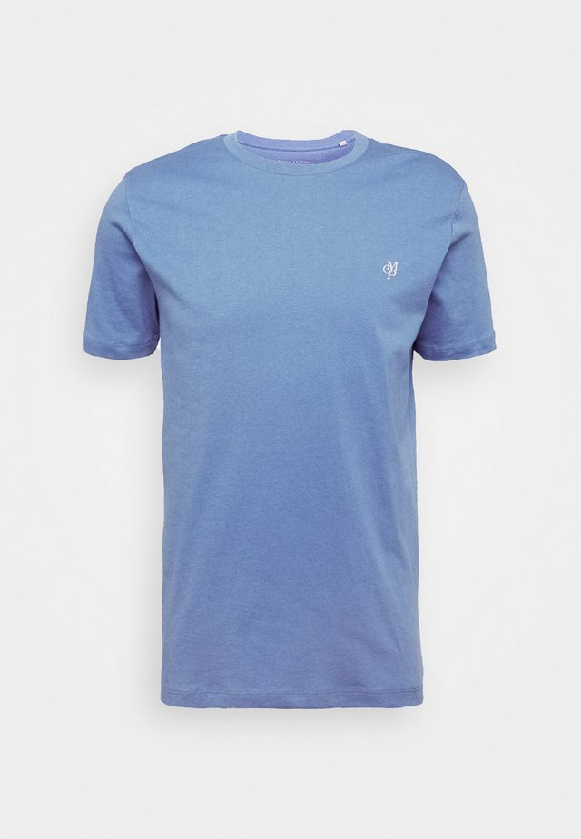SHORT SLEEVE COLLA - T-shirt basique - riviera