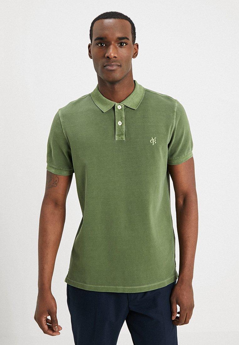Marc O'Polo - SHORT SLEEVE - Polo shirt - garden green