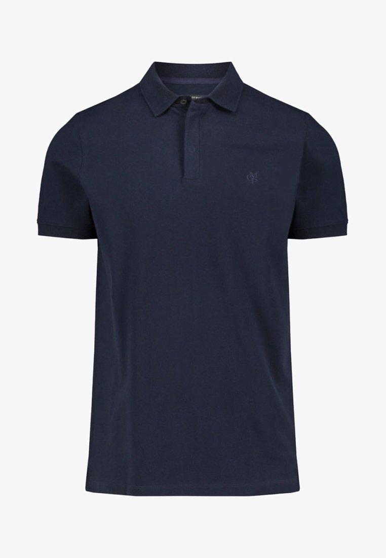 Marc O'Polo - KURZARM - Poloshirt - indigo