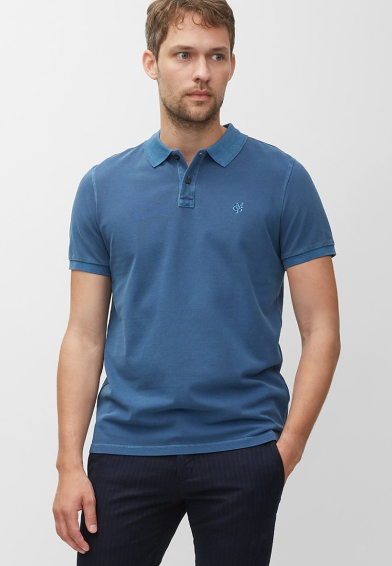 Marc O'Polo - Poloshirt - blue