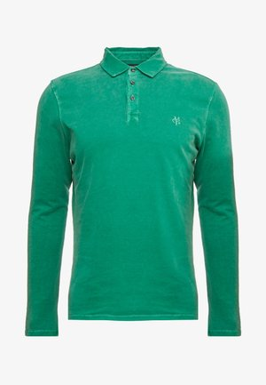 LONG SLEEVE - Polo shirt - verdant green