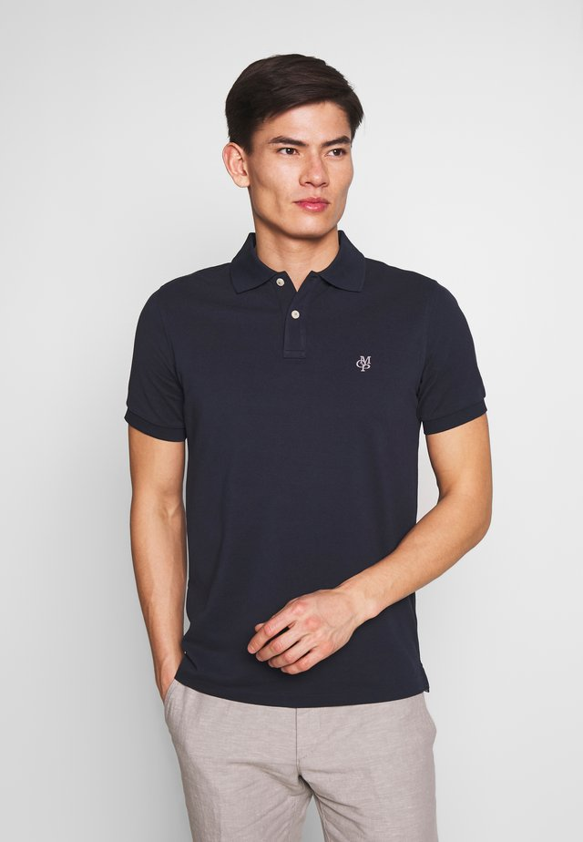 SLI - Poloshirt - total eclipse