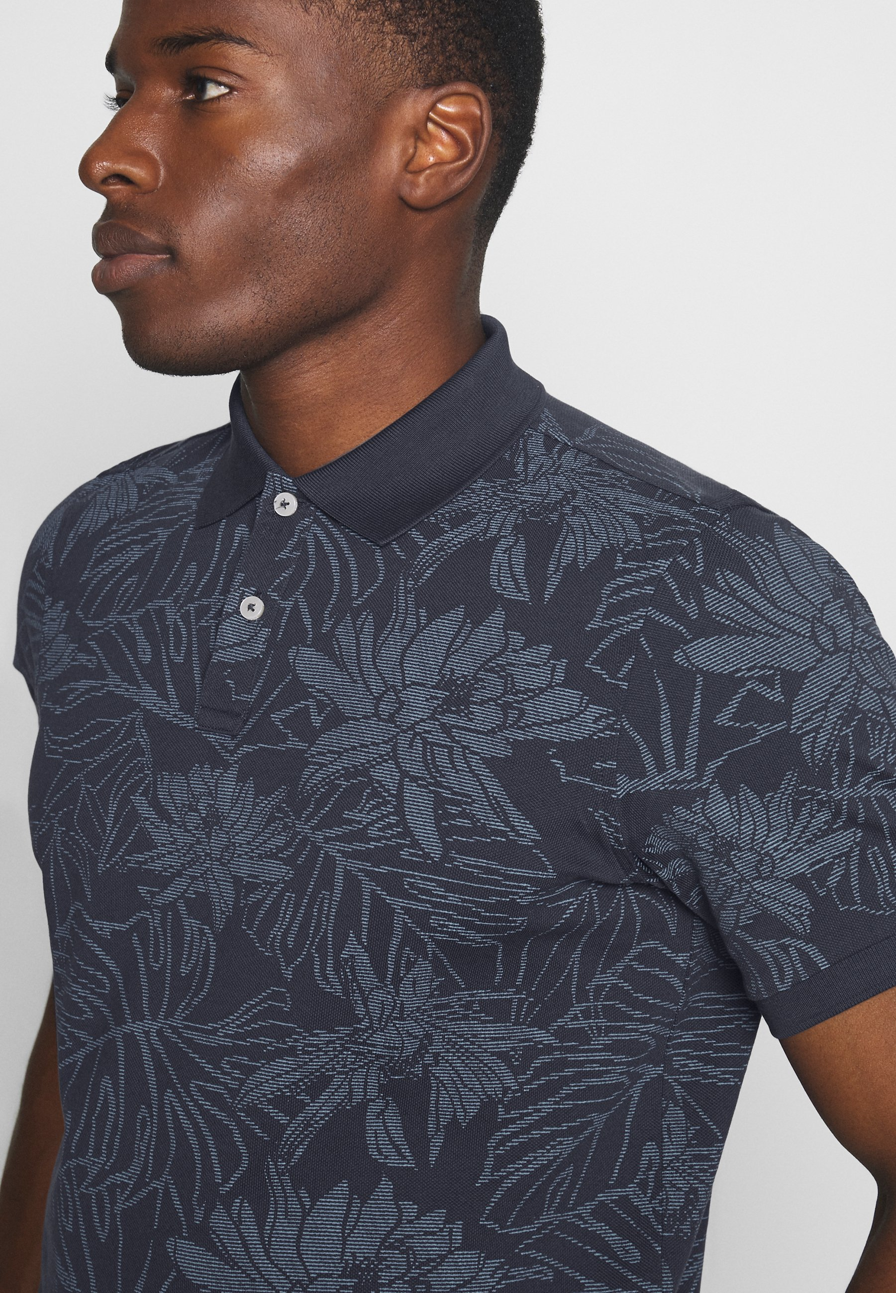 Marc O'polo Short Sleeve - Poloshirts Dark Blue