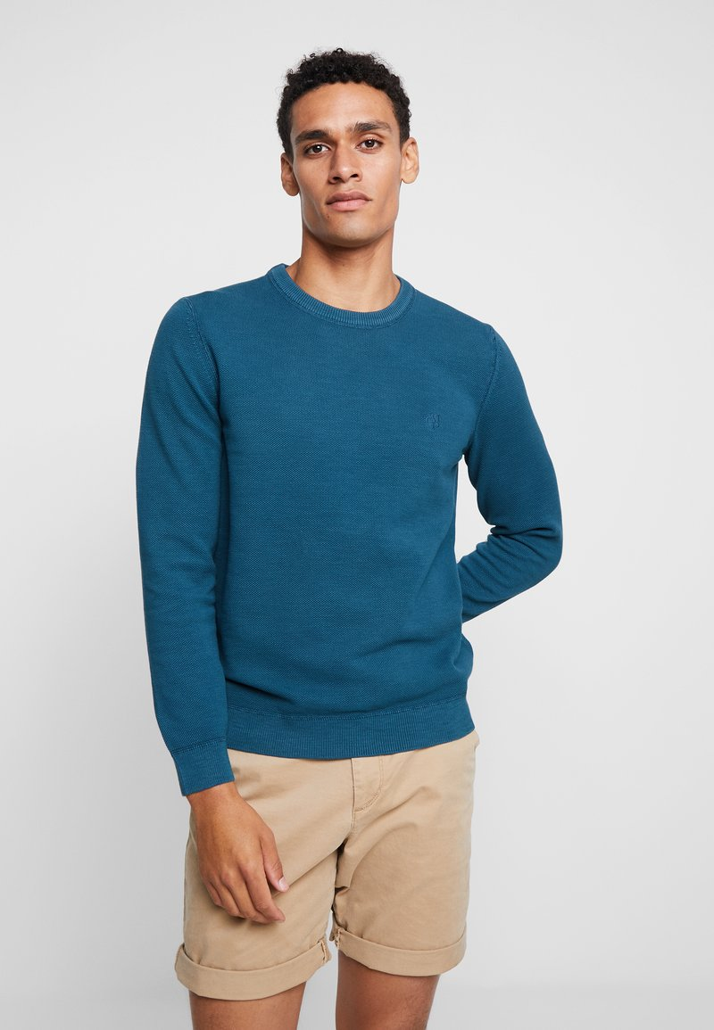 Marc O'Polo - CREW NECK - Strikkegenser - dragon fly