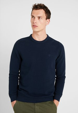 PULLOVER CREW NECK - Neule - total eclipse