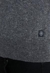Marc O'Polo - Neule - dark grey melange - 5