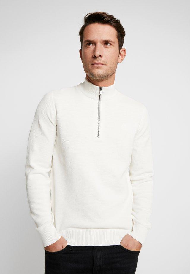 TROYER - Stickad tröja - vanilla ice