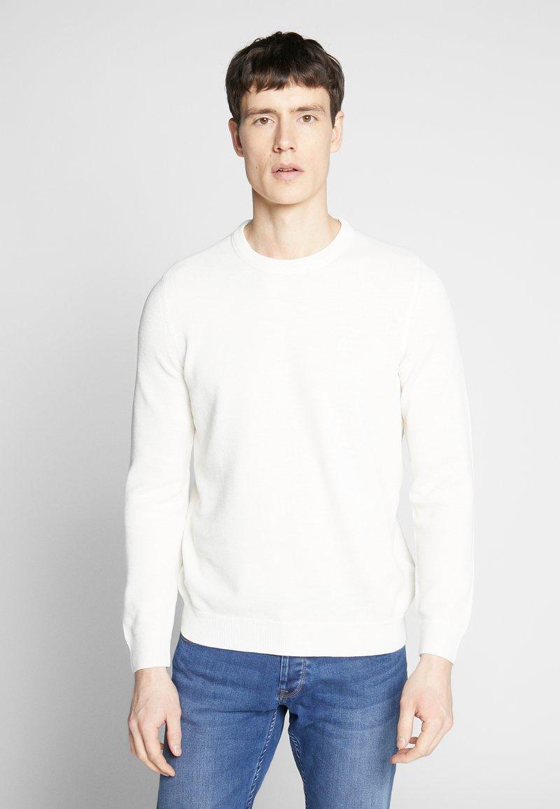 Marc O'Polo - Stickad tröja - vanilla ice