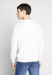Marc O'Polo - Stickad tröja - vanilla ice - 2