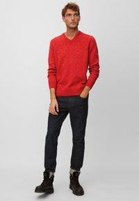 Marc O'Polo - Sweter - red - 1