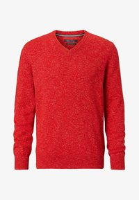 Marc O'Polo - Sweter - red - 4