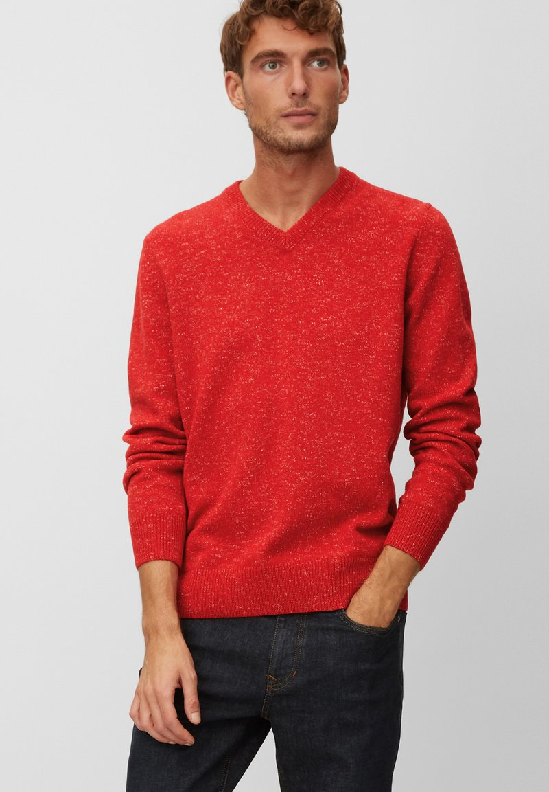 Marc O'Polo - Sweter - red
