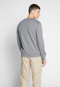 Marc O'Polo - CREW NECK - Sweatshirt - grey melange - 2