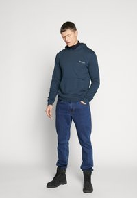 Marc O'Polo - Sweat à capuche - dark blue - 1