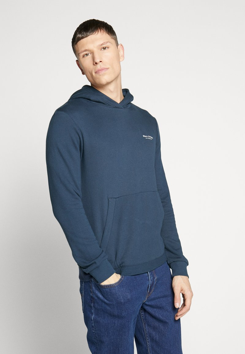 Marc O'Polo - Sweat à capuche - dark blue