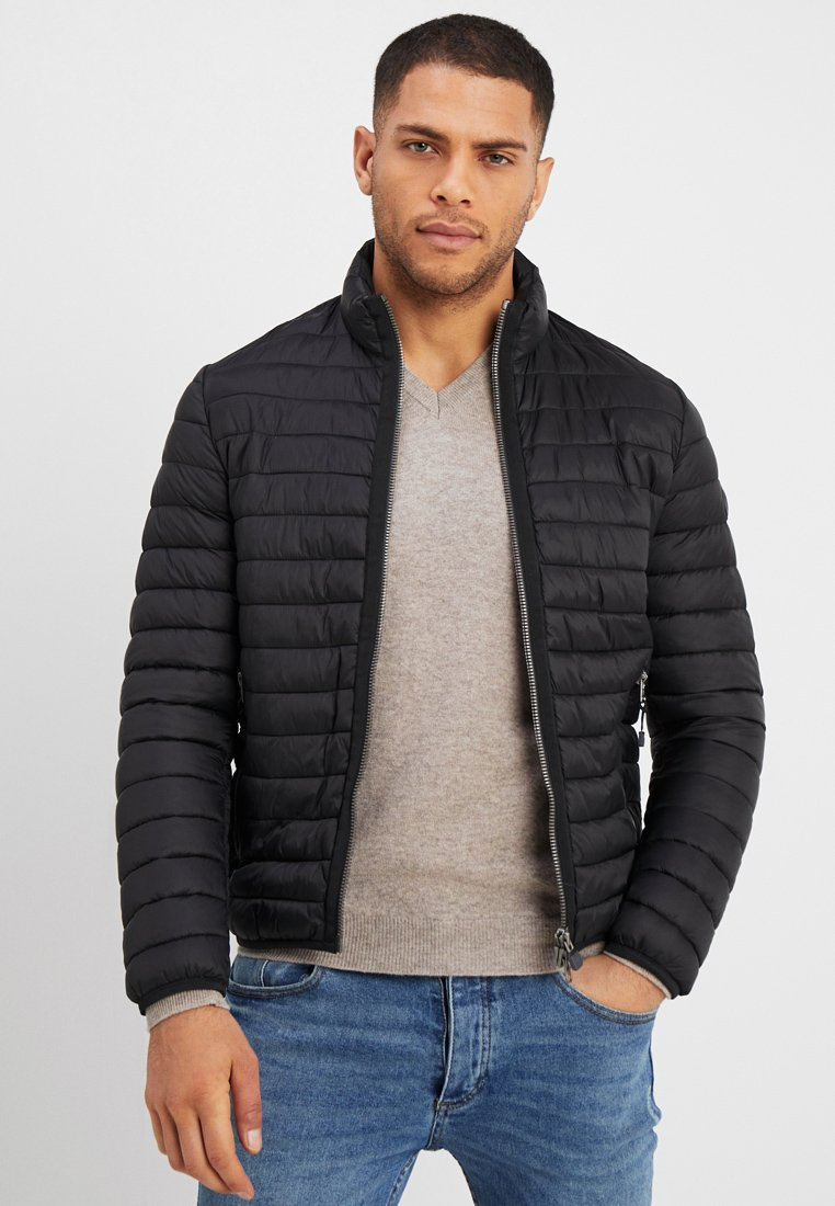 Marc O'Polo - JACKET - Lett jakke - black