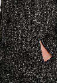 Marc O'Polo - COAT REGULAR FIT LONG SLEEVE - Zimní kabát - dark grey melange - 7
