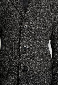 Marc O'Polo - COAT REGULAR FIT LONG SLEEVE - Zimní kabát - dark grey melange - 5